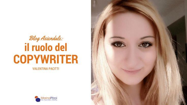 Blog Aziendale e Copywriting: intervista a Valentina Pacitti