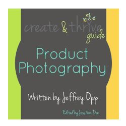 product photography--How to make and use a light box to improve product photography