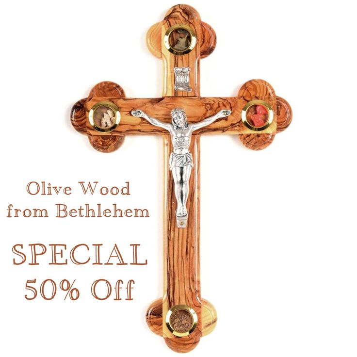 50 OFF This Perfect Religious Birthday Gift For Women Or Men The Crucifix Is