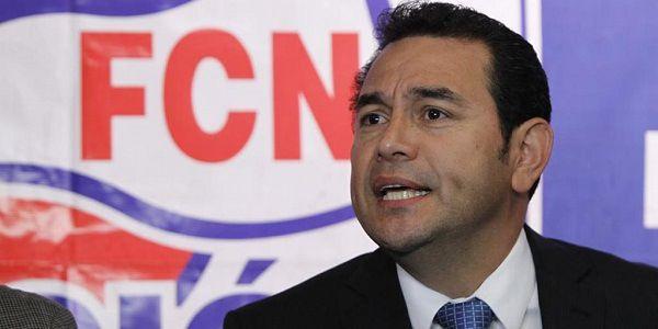 Candidato Morales: migración de guatemaltecos no tiene solución a corto plazo