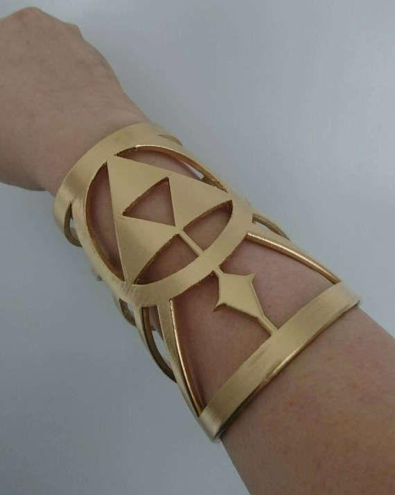 Zelda Breath of the Wild BOTW Inspired Princess Zelda Arm