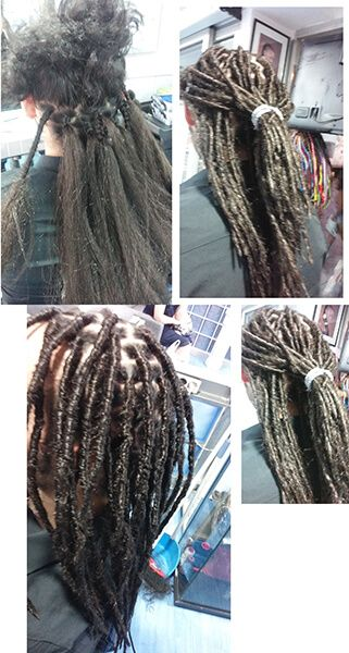 Rastas realizadas en nuestros centros Tattoo Center de Madrid