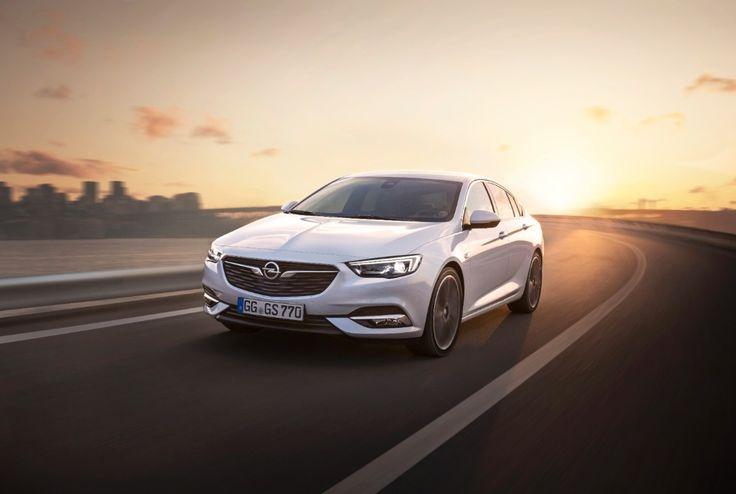 Ein Schiff wird kommen: Opel Insignia Grand Sport #News #Motor