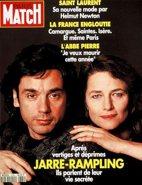 Jean Michel Jarre — Pleasure Principle: Jean Michel Jarre and his women - Photos