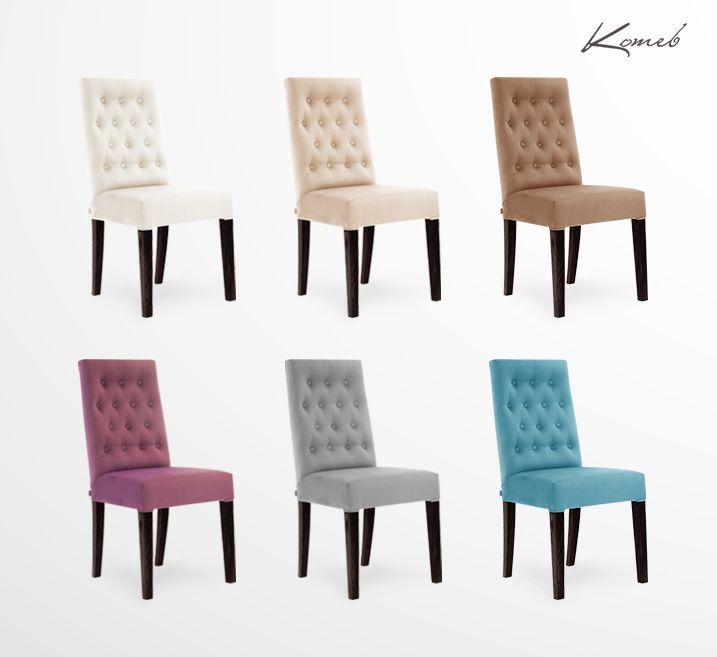 Chair Dolores  kolory#design#krzesło#fotel#jadalnia#interior#furniture#HomeDecor#aranżacje#moda#salon#inspiracje