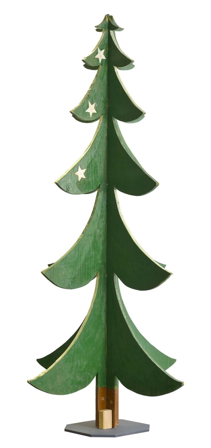 This #MuseXmas Tree, from the collection of the Haus der Geschichte in Germany, was made by German soldiers in Somalia in 1993. (via hdg_museen on Twitter)