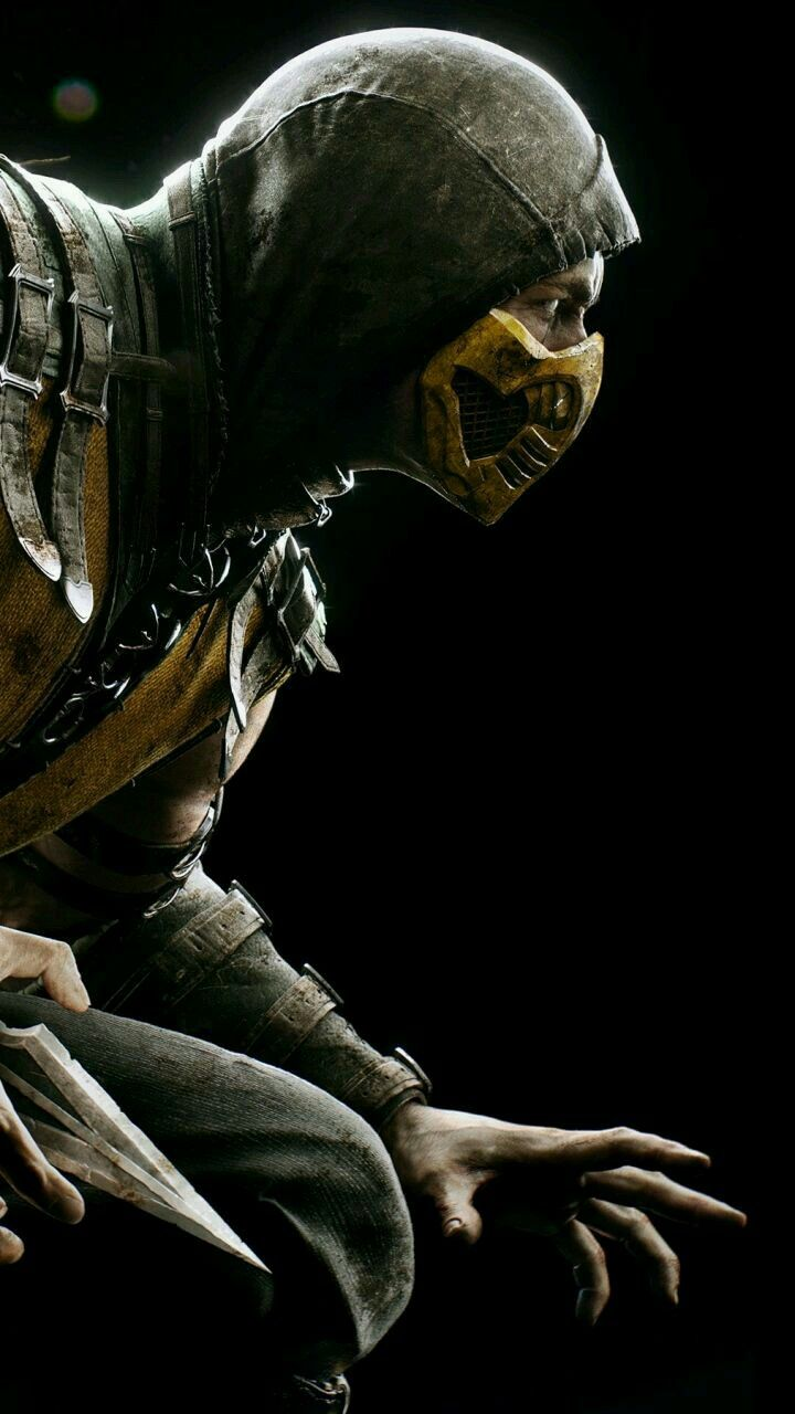 1000 ideas about scorpion mortal kombat on pinterest - Mortal kombat scorpion wallpaper ...