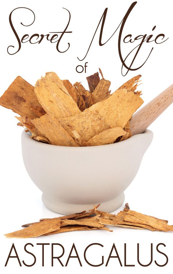 5 Amazing Health Benefits of Astragalus.This herb has a long history of being used in traditional Chinese medicine.