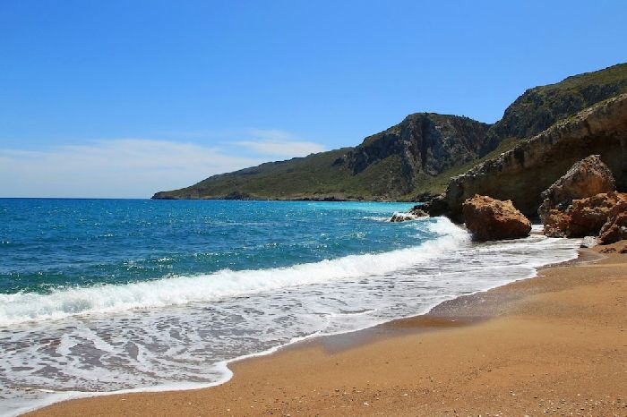 Beach of Agia Pelagia
