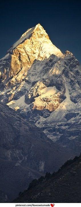 Matterhorn, different angle ..... beautiful ♥†♥