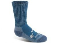 Uk | Buy  | Boy's | Socks | Trekker | Junior Bridgedale |Hiking Sock The Junior Trekker sock by bridgedale is made in the UK and has a 3 year Guarantee - with Woolfusion technology. Excellent Durability, soft and comfortable for young feet. Slim design for great feet just £6.99