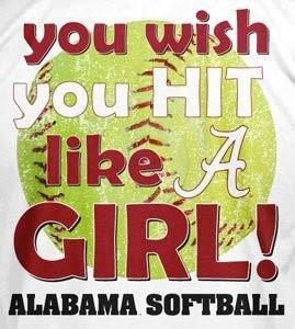 Alabama Softball