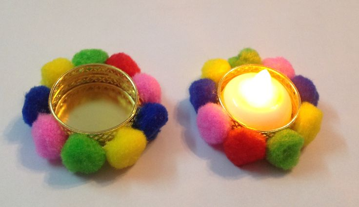 Small Tlight candle holder