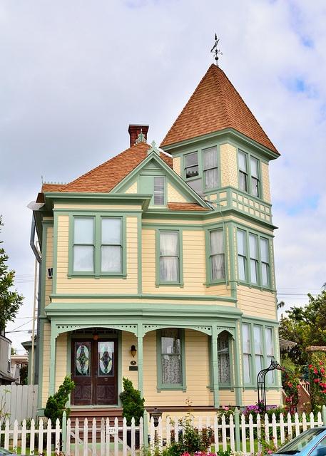 Coronado Island, California -- reminded me a little bit of San Francisco.
