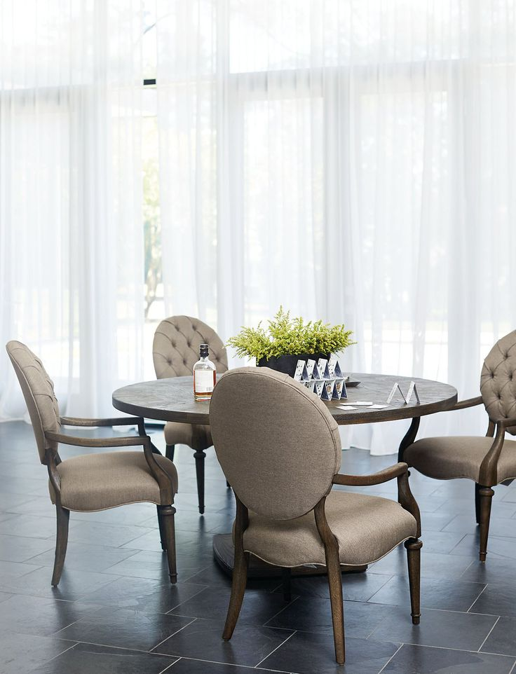 Antiquarian Dining Room | Bernhardt. Round Dining Table SetsKitchen ... & Best 35 Round Dining Tables/Sets ideas on Pinterest | Round dining ...