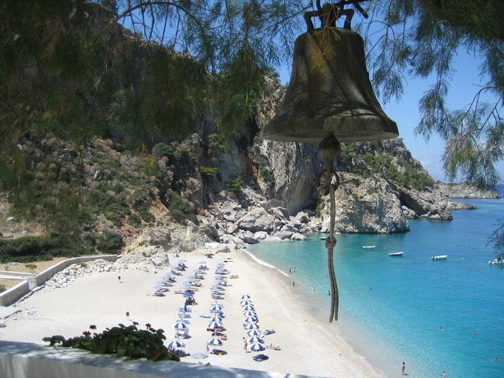 Kira Panagia Shore - Karpathos Island - Dodekanese Greece