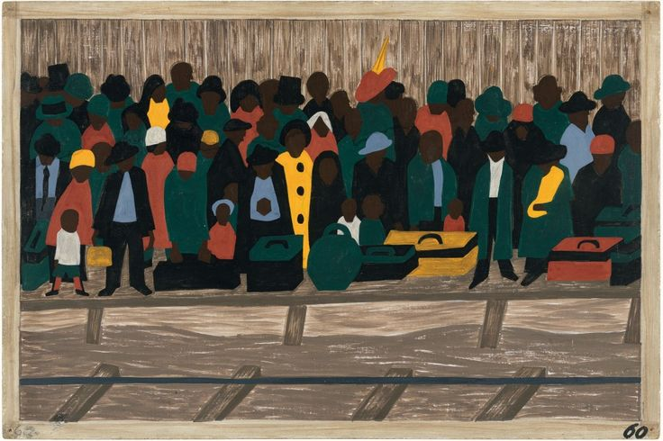 Video: One Way Ticket: Jacob Lawrence's Migration Series and Other Visions of the Great Movement North | MoMA | Jacob Lawrence's Migration Series