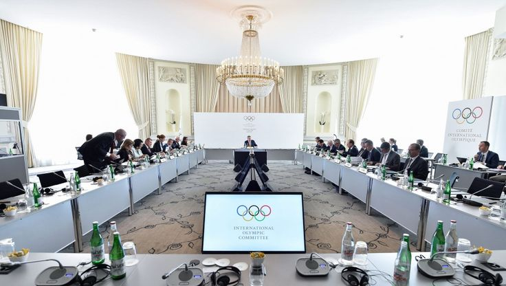 IOC Executive Board supports Tokyo 2020 package of new sports, including Sport Climbing, for IOC Session