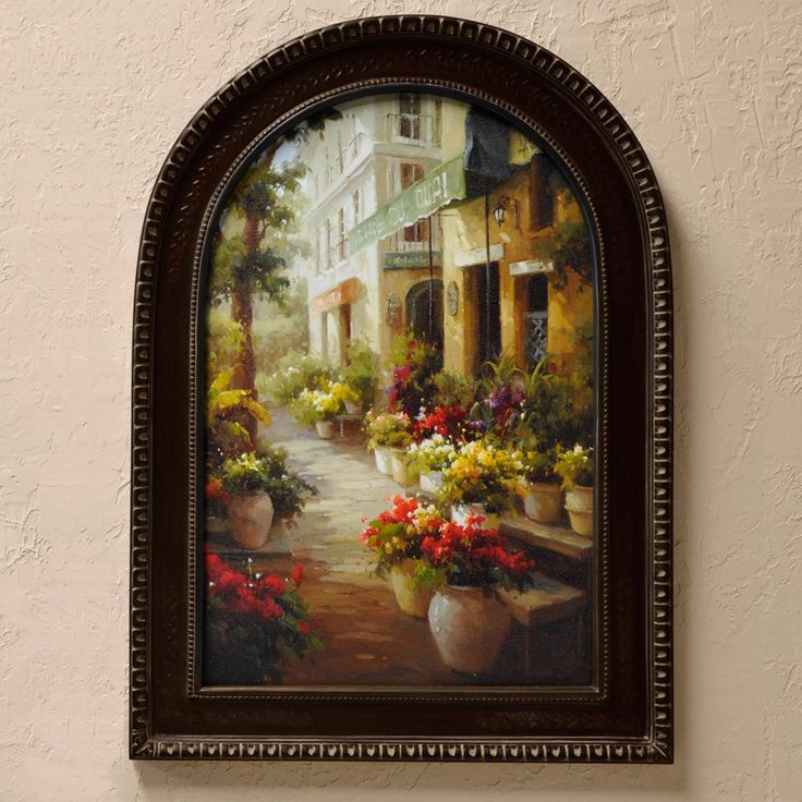 Tuscan Wall Art Tuscan Style Pinterest Wall Art