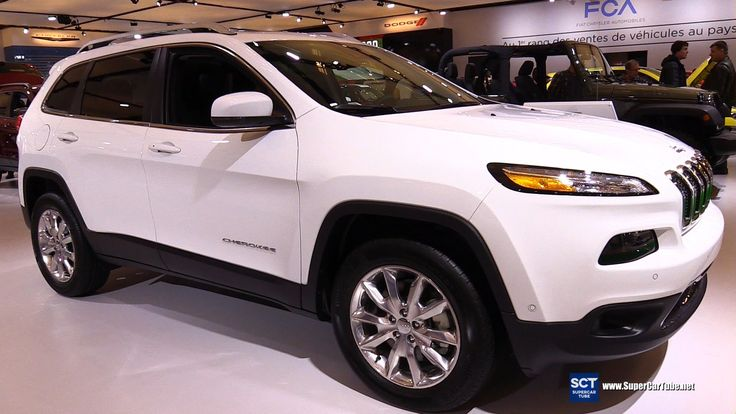 2016 Jeep Cherokee Limited 4x4 - Exterior and Interior Walkaround - 2016...