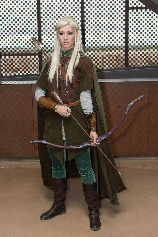 Legolas (Lord of the Rings) | 2013 Fan Days