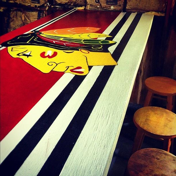 15 best images about blackhawk basement on pinterest for Chicago blackhawk bedroom ideas