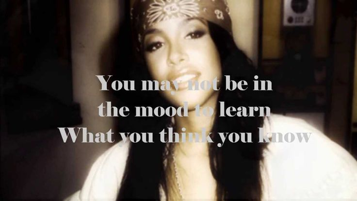Aaliyah- At Your Best (You are Love) Lyrics on screen But at your best you are love You're a positive motivating force within my life Should you ever feel the need to wonder why Let me know, let me know. . .