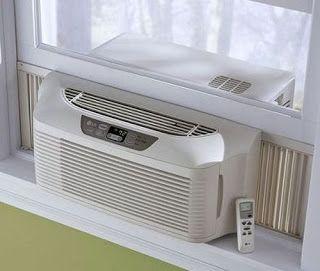 Marzua: Aire acondicionado de ventana