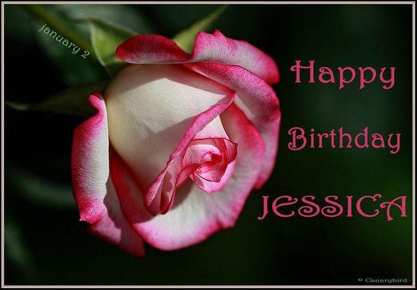 Happy Birthday To My Niece Jessica Images