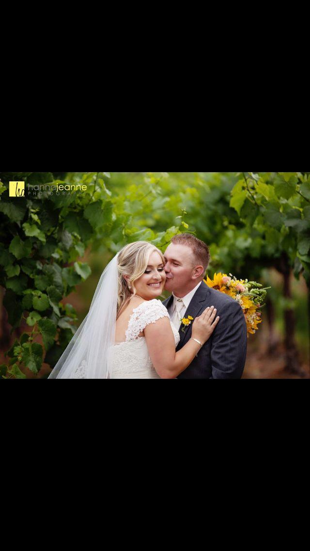 Ironstone Winery Wedding in Murphys CA. www.hannajeannephotography.com