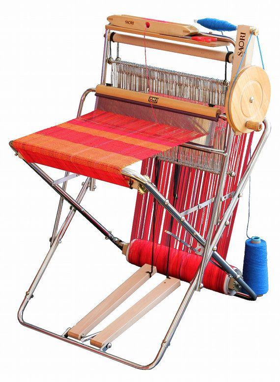 SAORI Piccolo Folding Loom - SAORI Handweaving Tool - Gift Certificate for Deposit