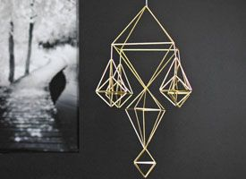 Himmeli: The Geometry of the Heavens on Etsy