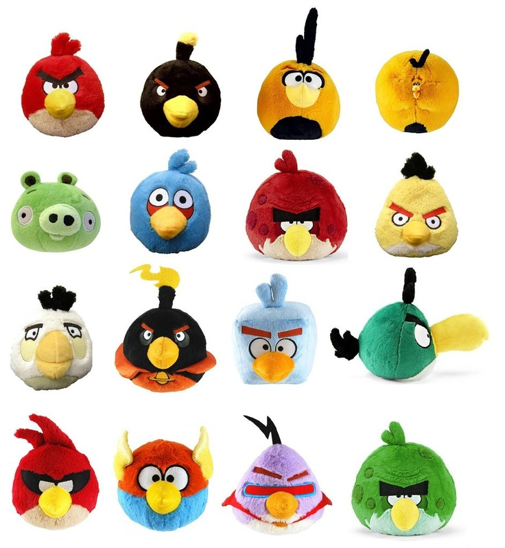angry birds plush boomerang bird | Cosas geniales ...
