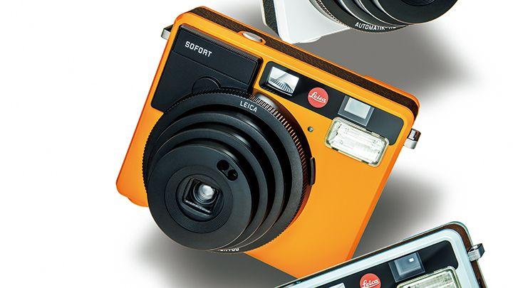 専用モノクロフィルムも用意!──思わず持ち歩きたくなるライカのインスタントカメラ