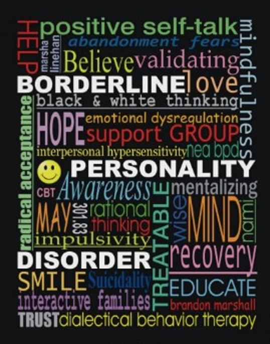 psychiatric history of borderline personality disorder Borderline personality disorder:  the term borderline was first brought into psychiatric terminology  of the disorder with a past or present history of.