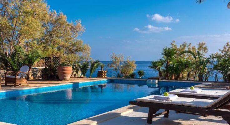 South Crete apartment, in Mavros Kolimpos, Crete, Greece.