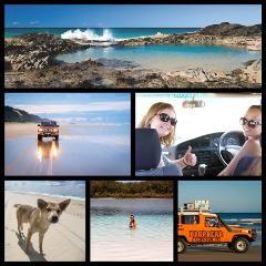3Day/2Night Fraser Island Wilderness Camping 4WD Adventure