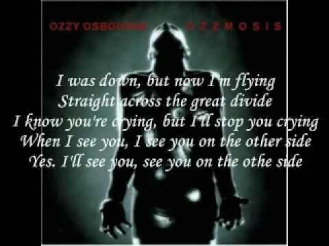 Ozzy~See you on the other side w/ lyrics - YouTube