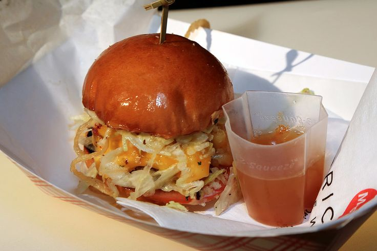 157 best Deluxe Burger images on Pinterest | Burgers ...