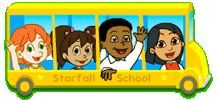 Practice math and reading with Starfall. They even have a talking library which my kid loves!