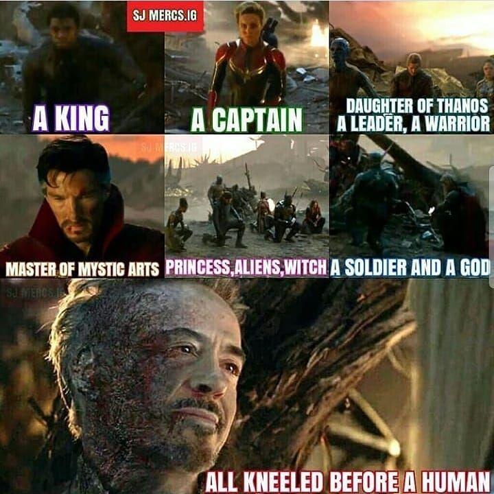 That S Because He S Iron Man Marvel Memes Marvel Jokes Marvel Superheroes