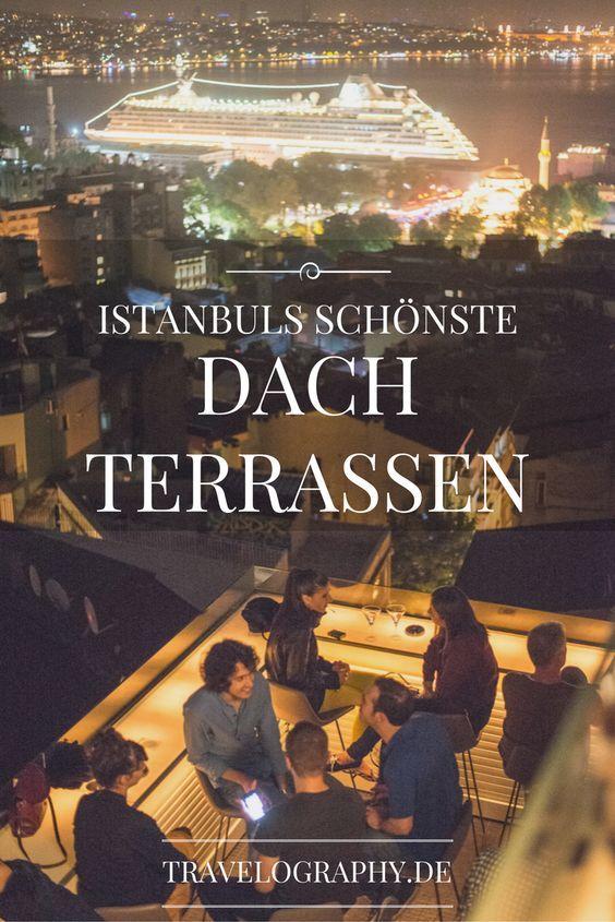 Istanbuls Dachterrassen