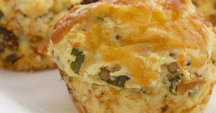... Sweet and Savoury Muffins on Pinterest | Chocolate muffins, Cherry