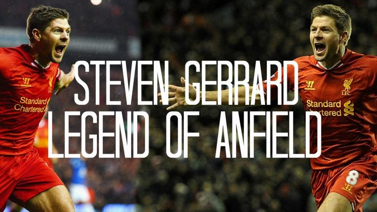 Steven #Gerrard - Legend of #Anfield - a compilation of #SG8's greatest #LFC hits. Arguably the best player to represent #LiverpoolFC #YNWA http://www.gosoccertube.com/steven-gerrard-legend-anfield/