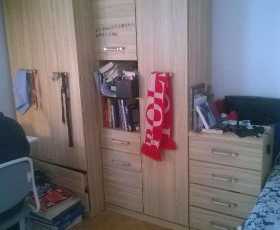 komplet uzywanych mebli młodzieżowych Gdynia - image 1
