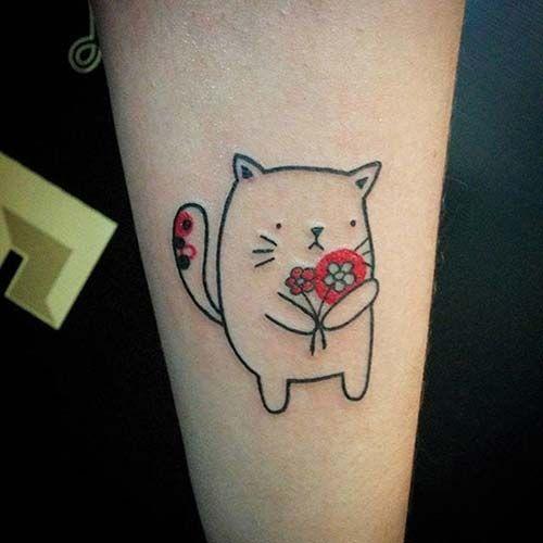 küçük hayvan dövmeleri small animal tattoos 2
