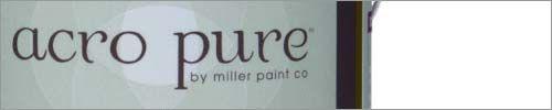 Acro Pure eco-friendly paint