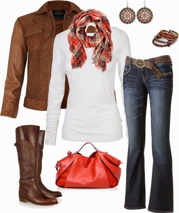 Get Inspired by Fashion: Casual Outfits | AllSaints Jacket find more women fashion on misspool.com