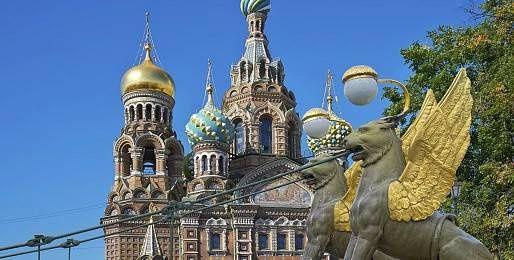 Poznávací zájezdy do Petrohradu