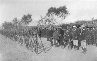 """Relatos de Guerra: Soldados de Chile en la Guerra del Pacìfico: """"EL CAMPAMENTO DE LURÍN"""""""